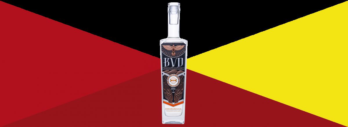 BVD Oskorušovica destilát